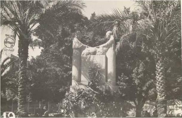Place des Martyrs 1942
