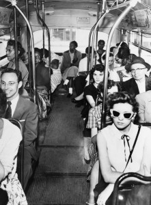 segregated bus