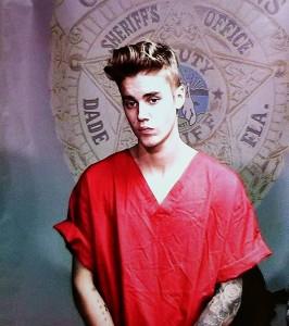 Justin Beiber arrested