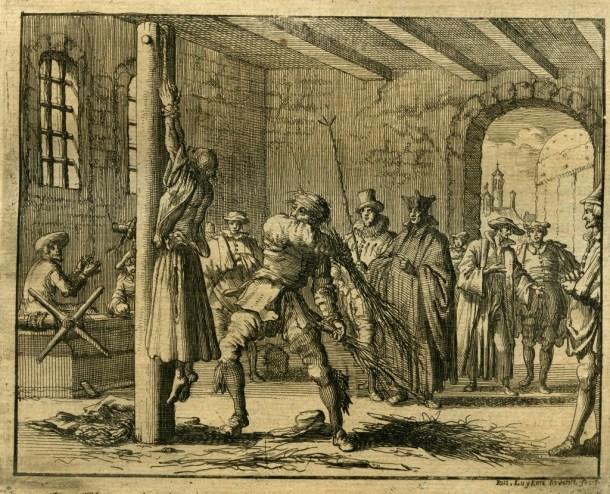 anabaptist torture