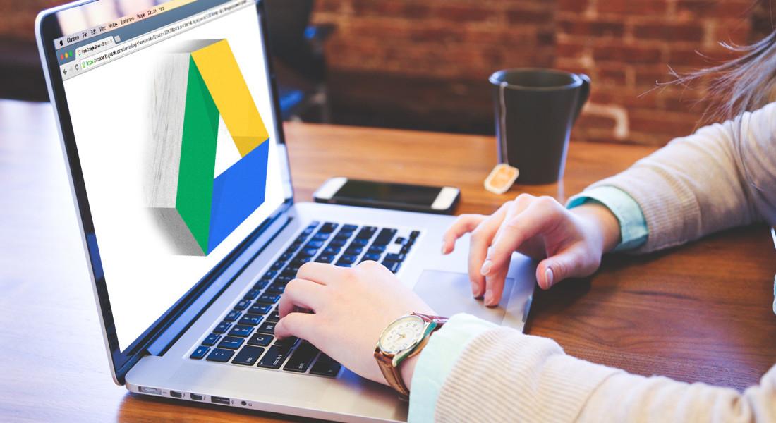 Как писать быстрые заметки на Google Диск