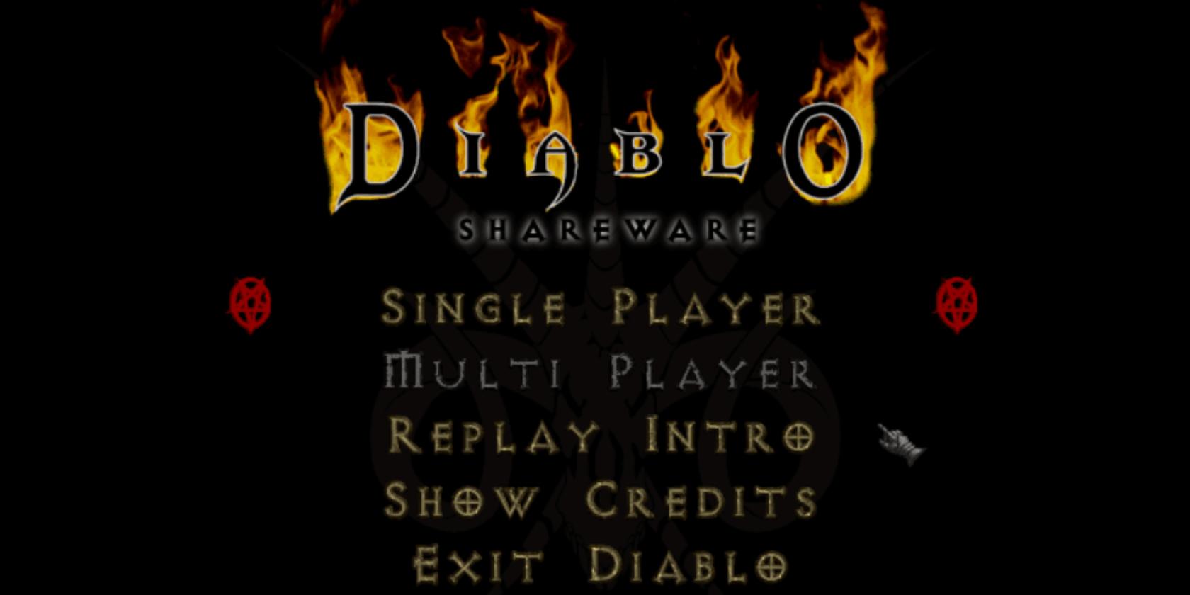 Оригинальный Diablo в браузере