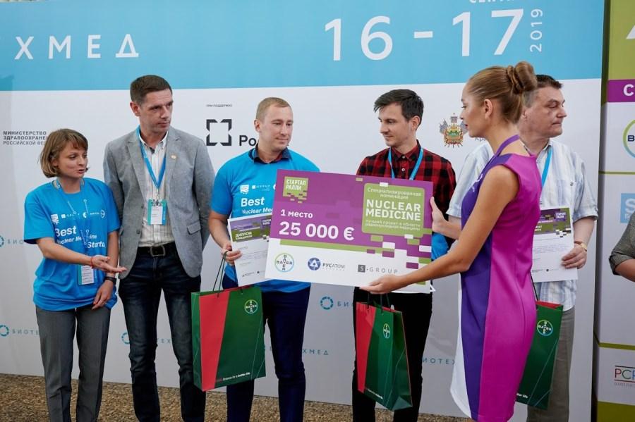 Победители Стартап-ралли 2019