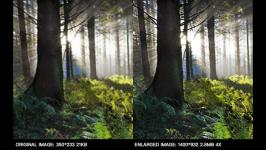 Как бесплатно увеличить изображения без потери качества