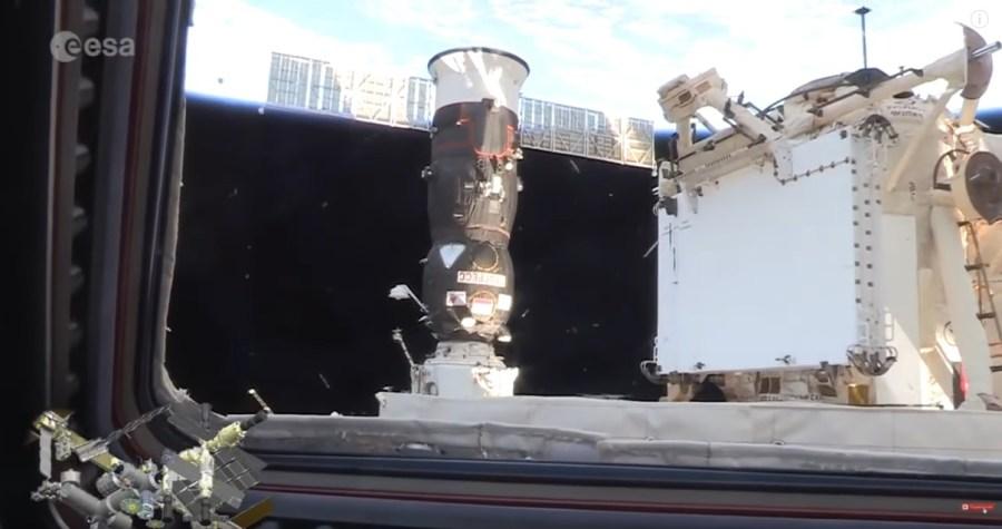 Часовая экскурсия по Международной космической станции от астронавтов NASA и ЕКА