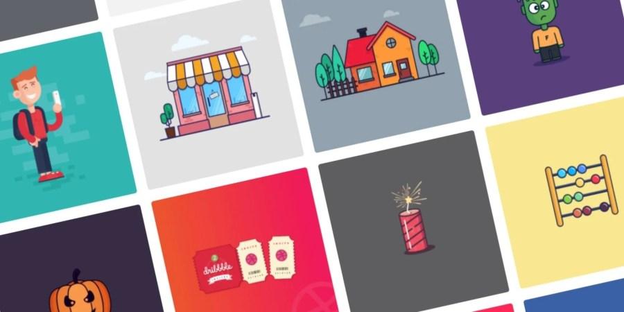 7 бесплатных сайтов для скачивания иллюстраций в векторе