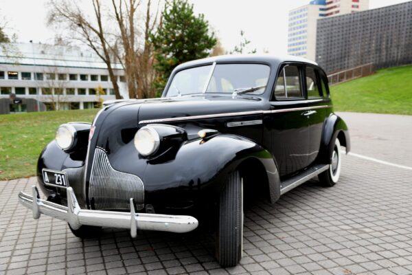 Buick Special 1939 a.