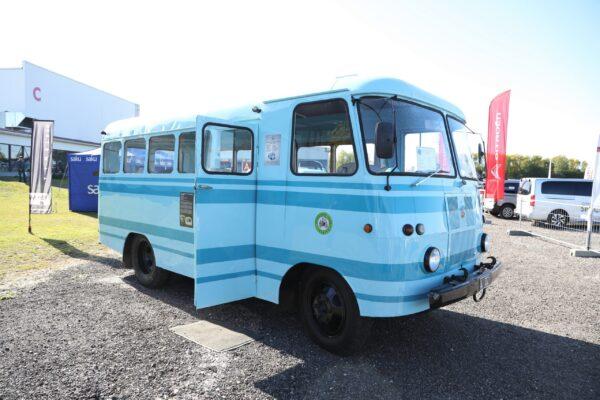 Autobuss TA 6-1 1958 a.