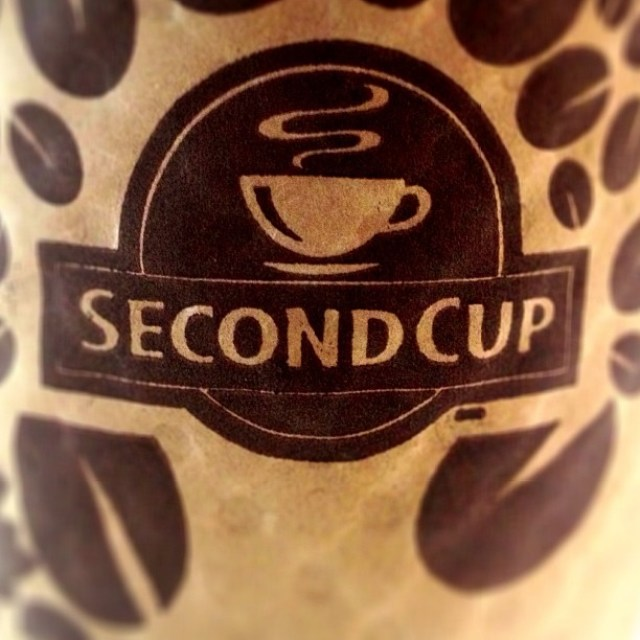 You know you are in Toronto when you drink Second Cup#قهوه-نگار