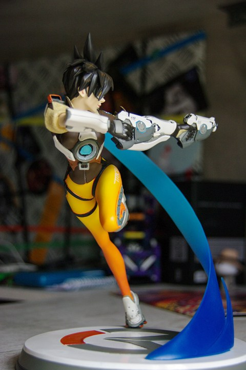 Figurine Tracer Front General 1