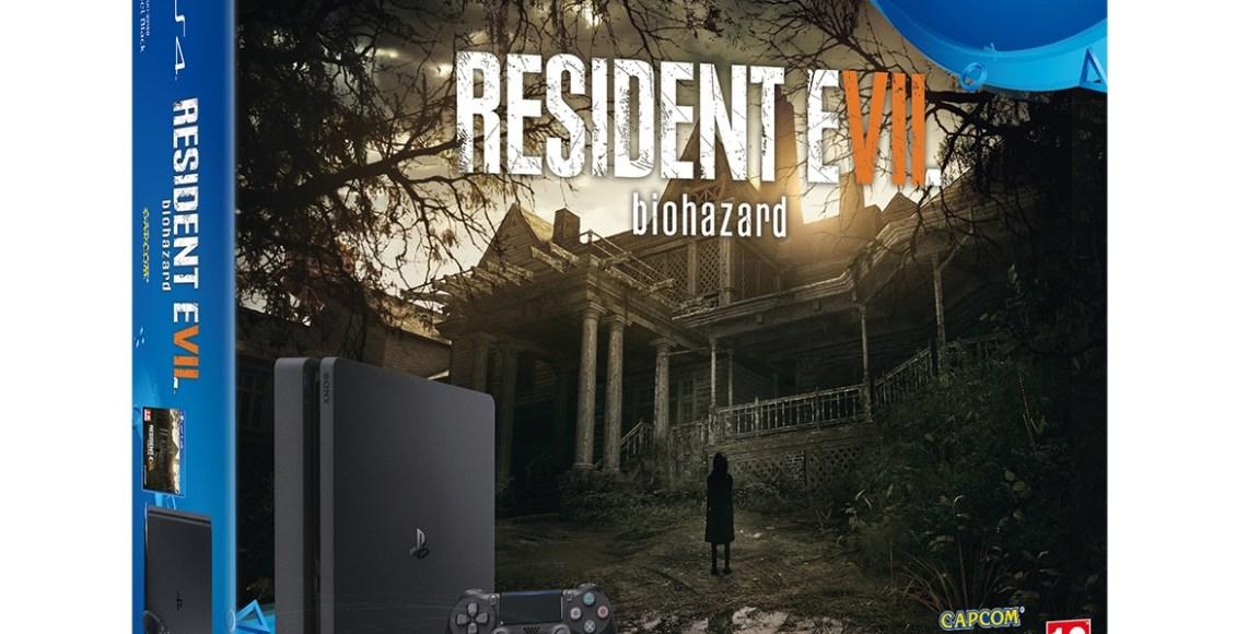 Capcom annonce un bundle PS4/Resident Evil 7