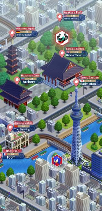 Sonic-at-the-Olympic-Games-Asakusa-Map