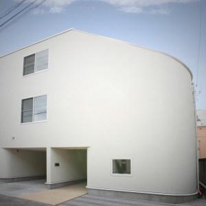 中目黒の住宅