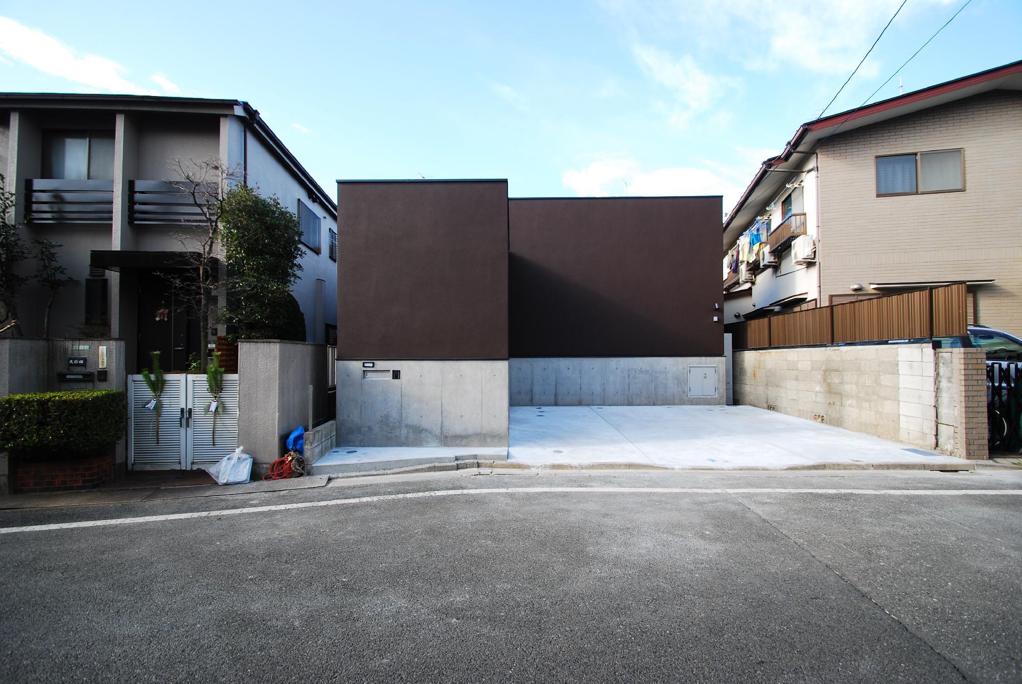 下北沢の住宅