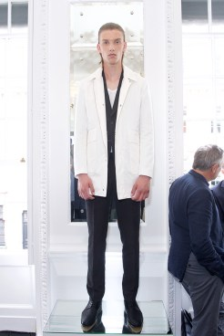 Hardy Amies Men's Spring 2017