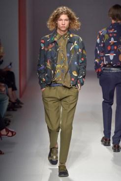 Salvatore Ferragamo Men's Spring 2017