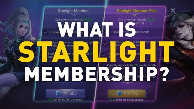 "what is ""starlight membership"" in mobile legends"