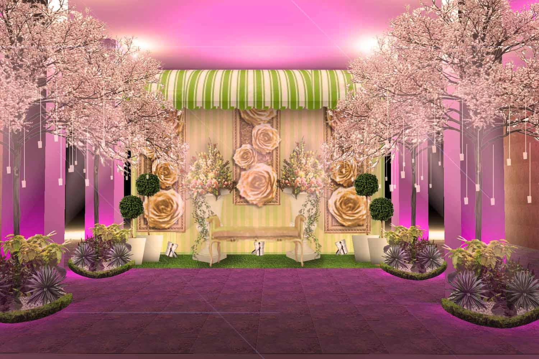 wedding decor  Bayusulistyonugroho