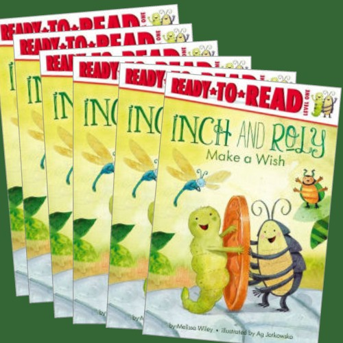 Inch And Roly Make A Wish Reading Group Set – Leveled Books • Guided