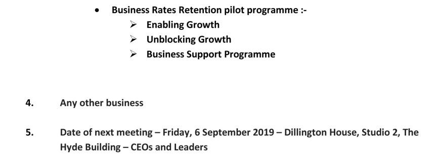 Microsoft Word - FOLGIS Agenda for Meetings 14 August 2019
