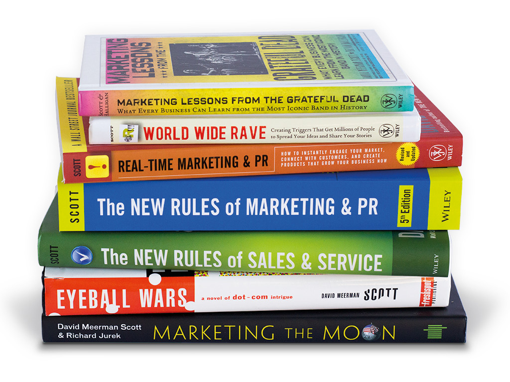 Latest marketing books: Are they any good?