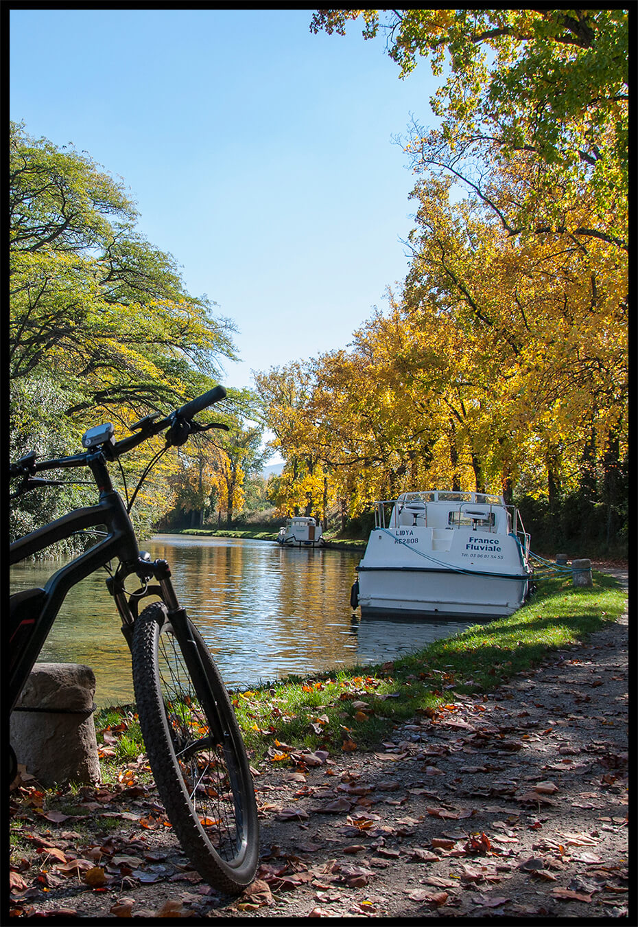 Canal Du Midi A Velo : canal, E-Bike, Tours, Toulouse, Cycling, Holidays, Along, Canal