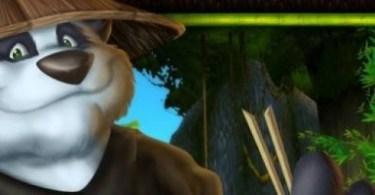 Kung fu pandaren