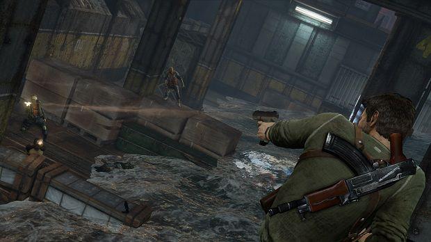 Uncharted 3 graphics
