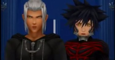 Kingdom Hearts terranort and vanitas