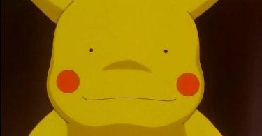 Pikachu derp