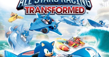 Sonic & All-Stars Racing Transformed Vita