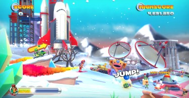 joe danger 2 skiing