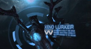 Lurker Class Xenomorph