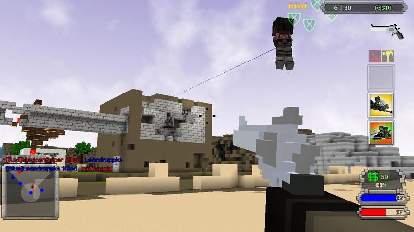 Скачать Игру Guncraft Через Торрент - фото 8