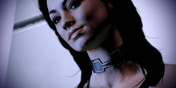 Top 10 Mass Effect Comrades Miranda