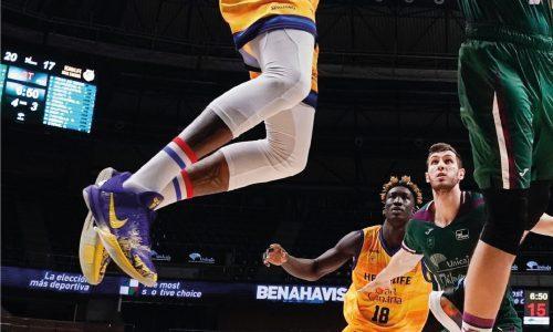 Calcetines para baloncesto profesional