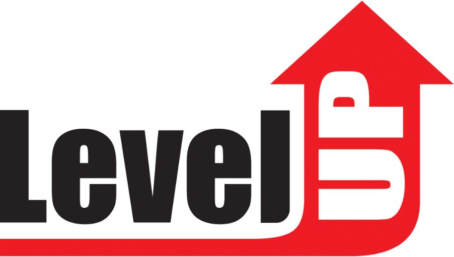 level up logo � level up driving school