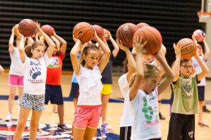 Girls Basketball Skills Development Camp 2017 – Grades 4, 5, 6 & 7