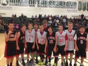 11U Basketball Club Team