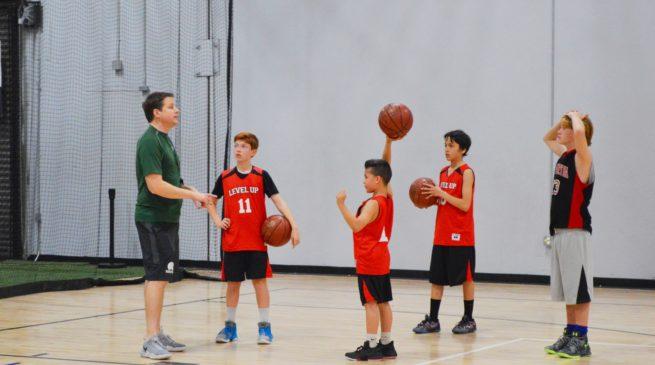 Coach Flitter Basketball Trainer