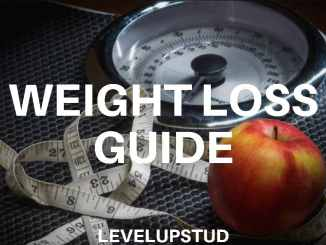 guide to lose weight levelupstud