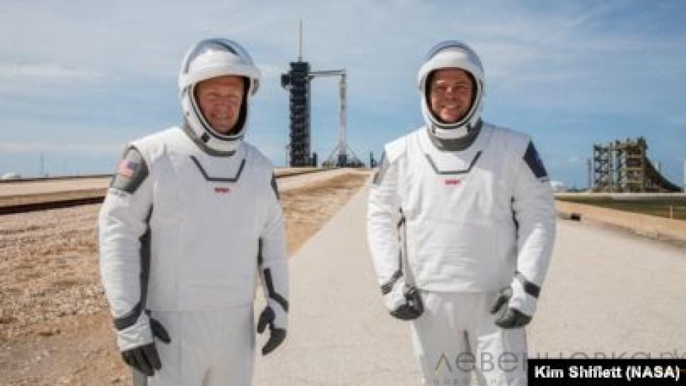 Прямая трансляция запуска SpaceX