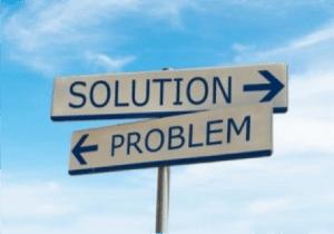 solution-problem