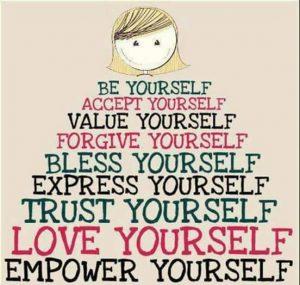 Afbeeldingsresultaat voor hou van jezelf