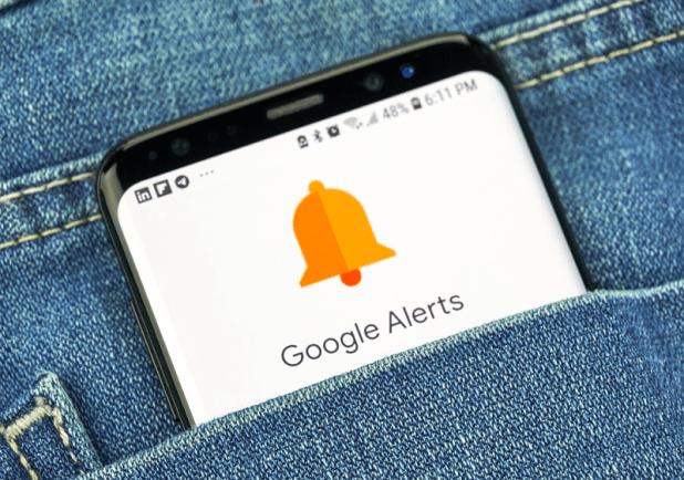 Google Uyarıları