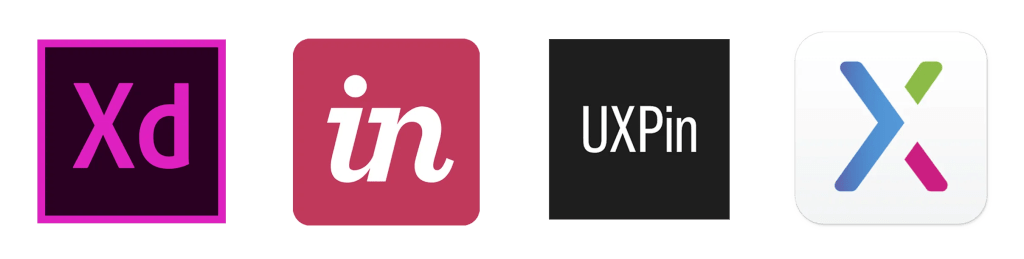 Tech tools 2019-xD-Invision-Uxpin-Axure
