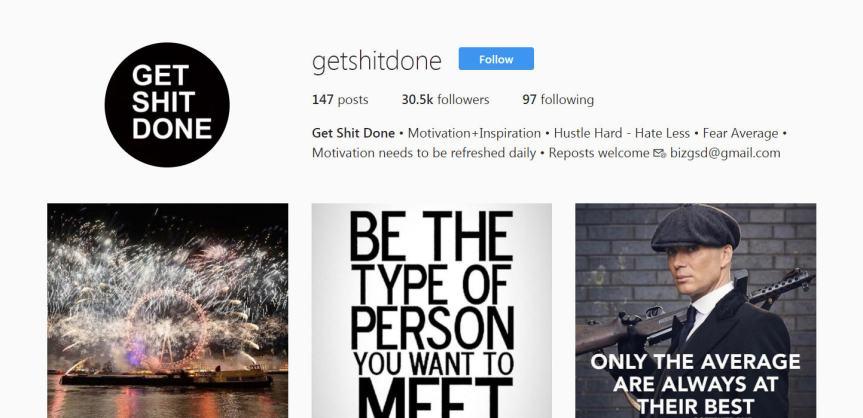 Best Instagram Profiles to Kick-Start your Sales Job in 2018