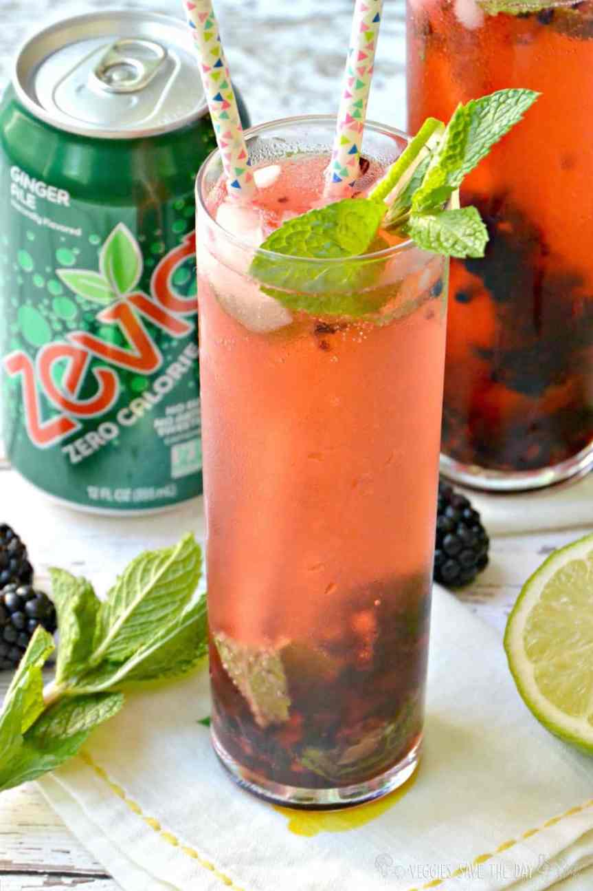 This image has an empty alt attribute; its file name is blackberry-ginger-ale-lime-mint-zevia.jpg