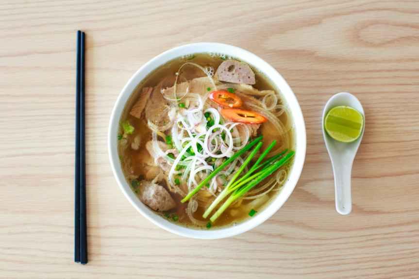 Grandma's Chicken + Rice Weekend Soup | Leverage Ambition