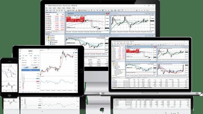 ATFX MT4 Review, Desktop, Mobile, Laptop, Tablet.